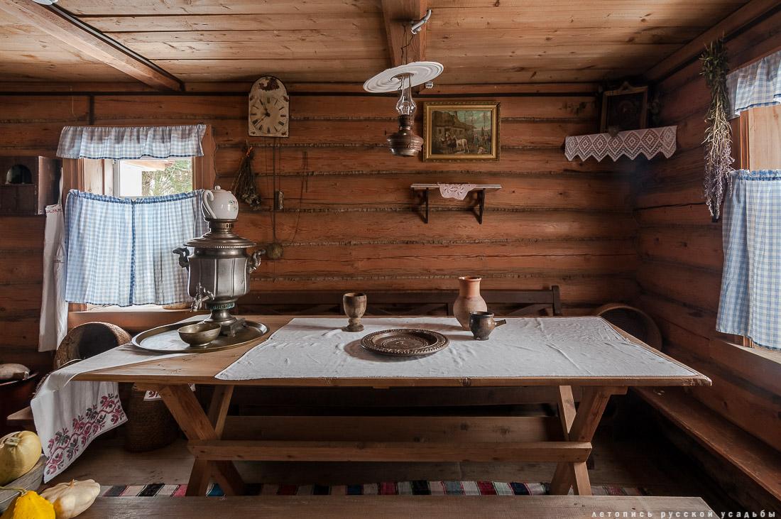 Мелихово, кухня