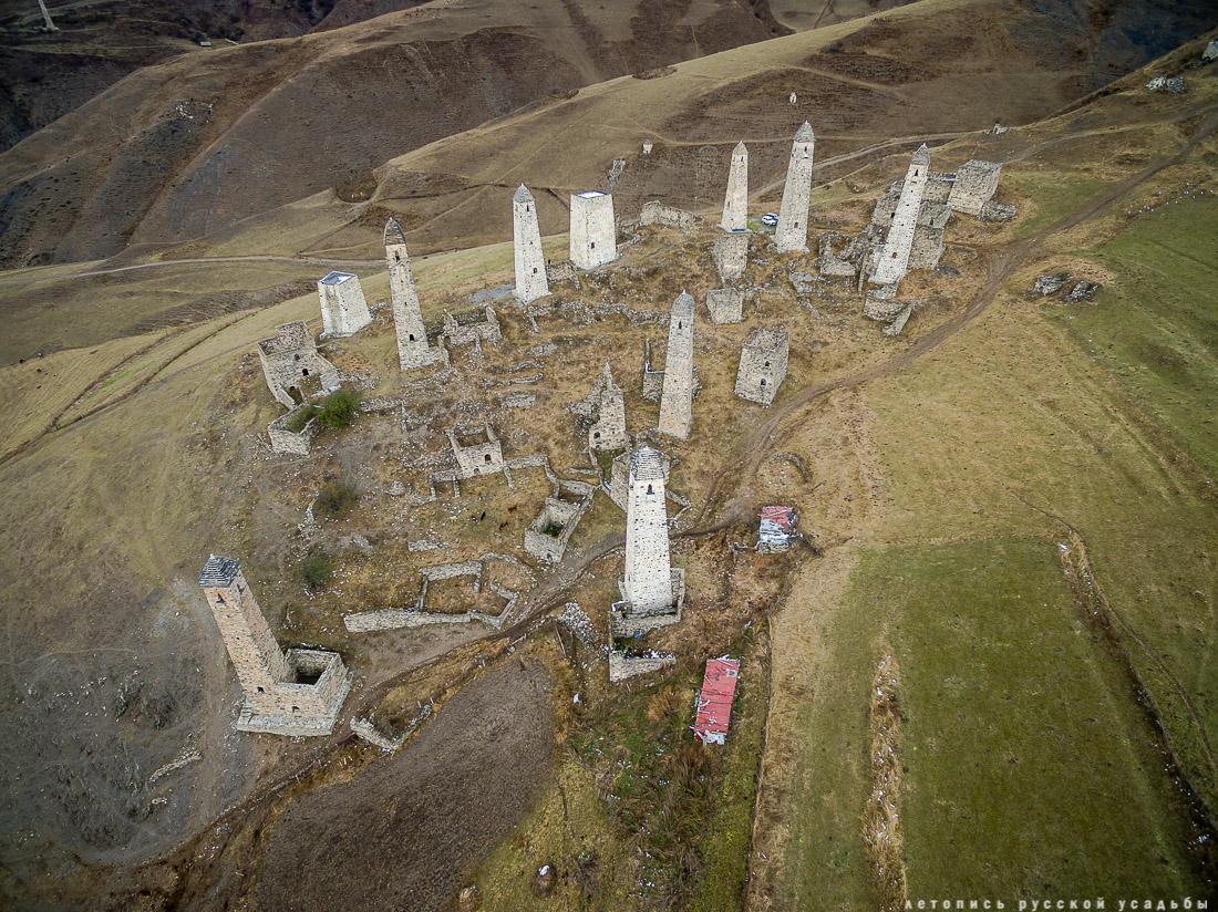 Башенный комплекс Эрзи, Ингушетия