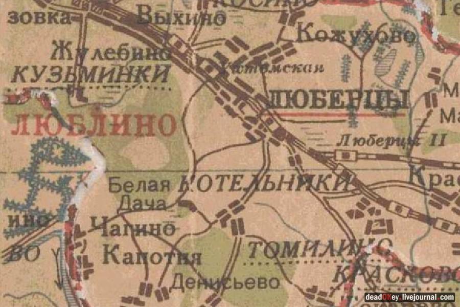 усадьба Белая Дача