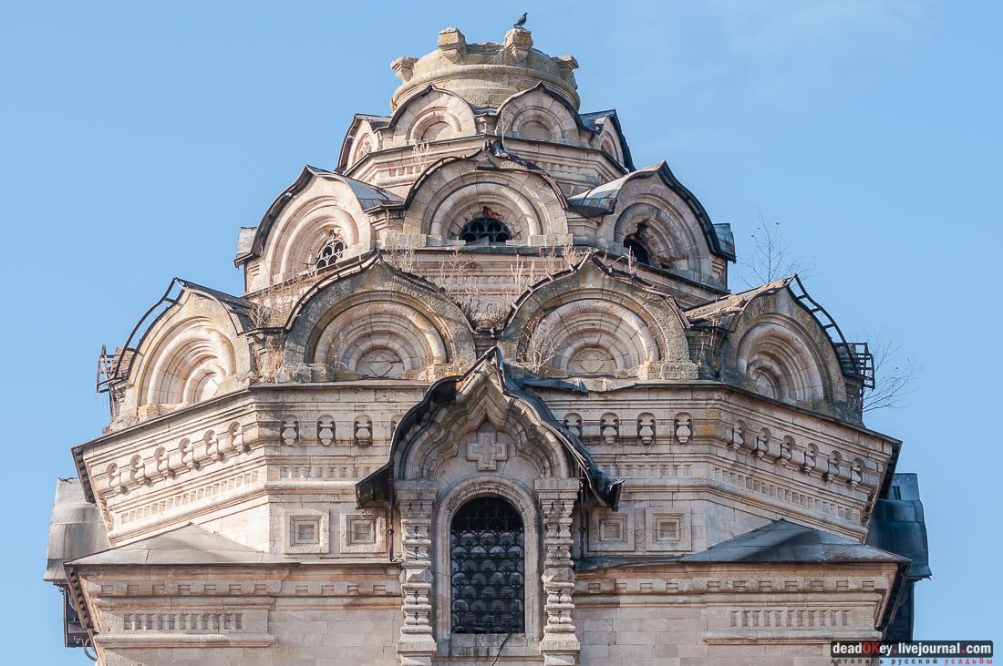 Церковь Димитрия Солунского в Березовке