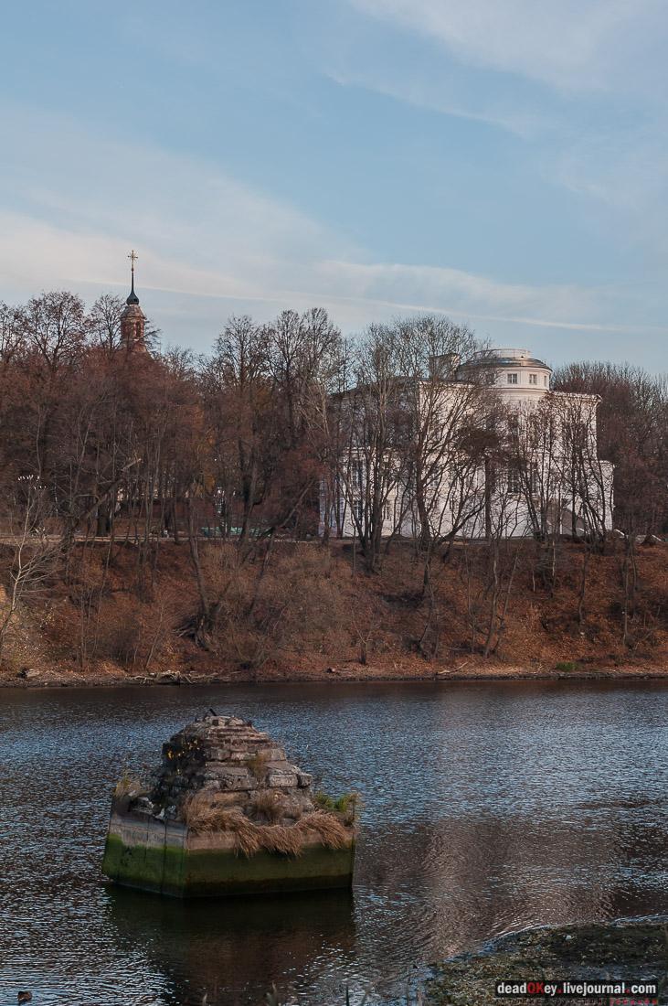 усадьба Богородицк