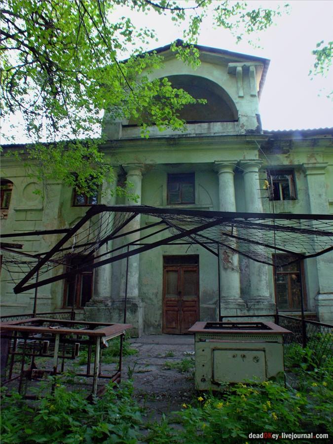 усадьба Черкизово (Коломенский район)