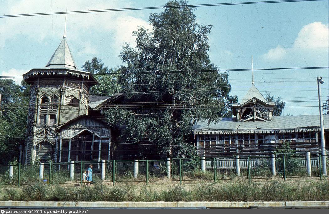дача А.М. Горбова (дачный комплекс С.И. Мамонтова), рубль за метр