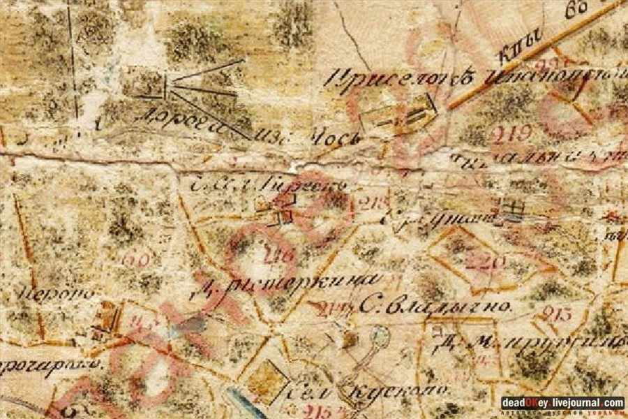 усадьба Гиреево