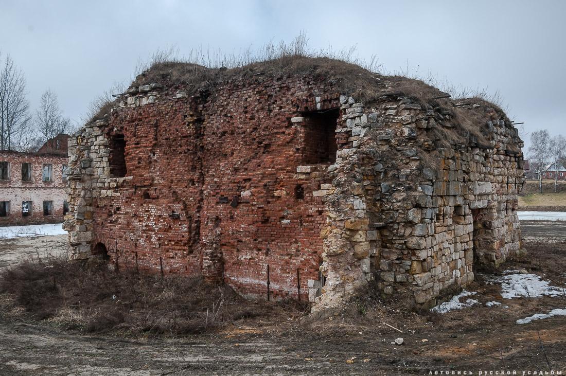 Усадьба Истье, Рязанская область