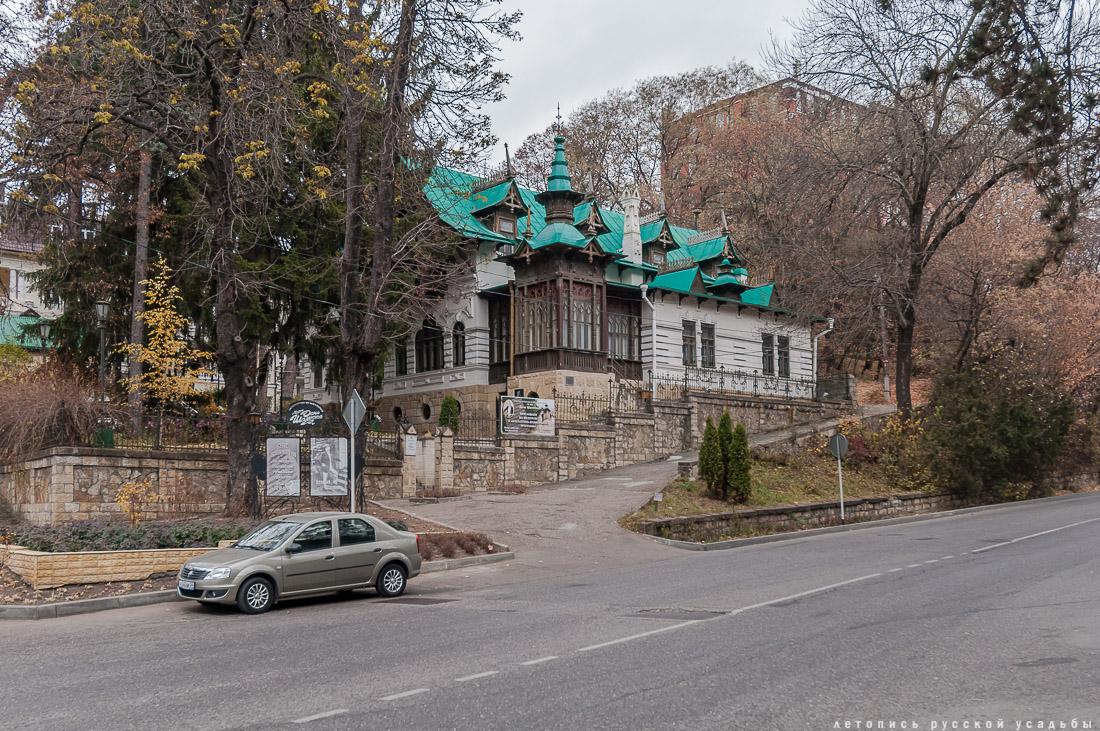 Кисловодский Курортный парк снова станет самым крупным в Европе