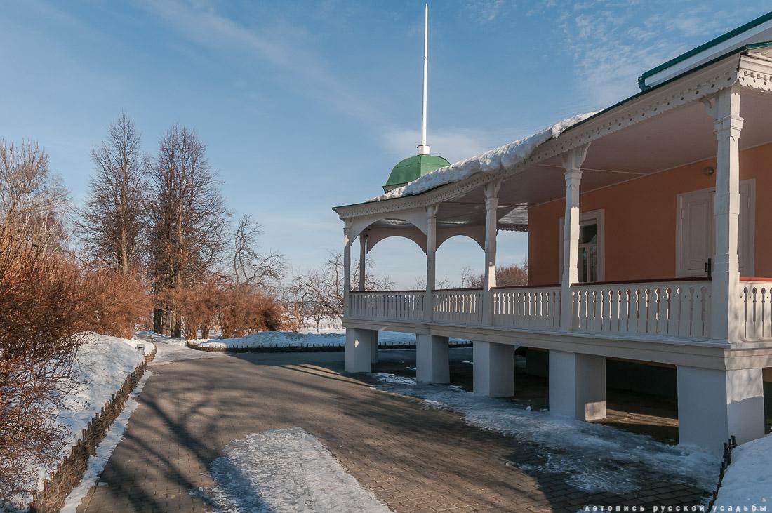 усадьба Константиново, усадьба Кашиной, музей поэмы Анна Снегина