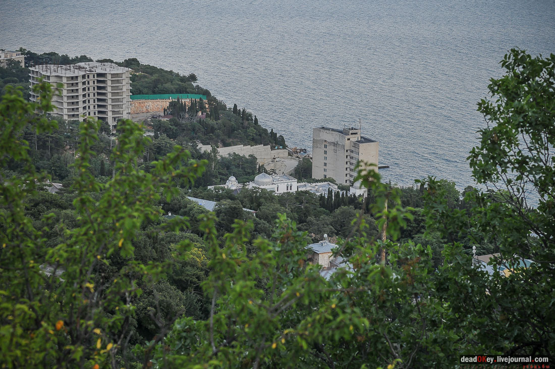 поселок Кореиз, Крым
