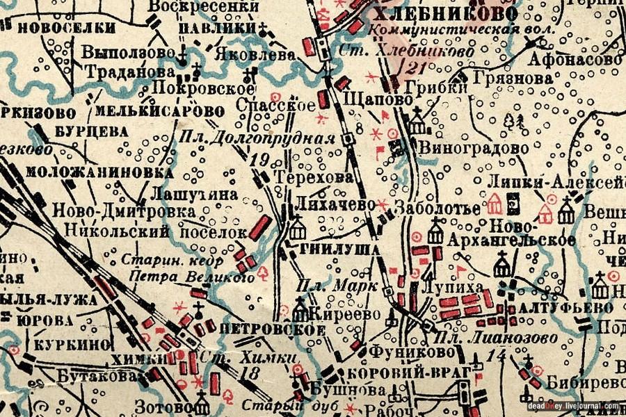 Усадьба котово-спасское (спасское-котово), московская област.