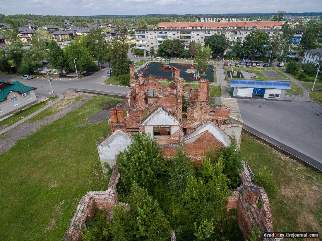 усадьба Крекшино, аукцион рубль за метр