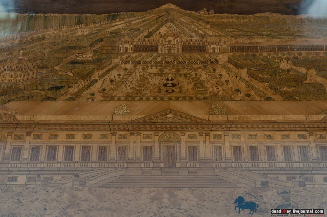 усадьба Кусково, аудиогид по Дворцу