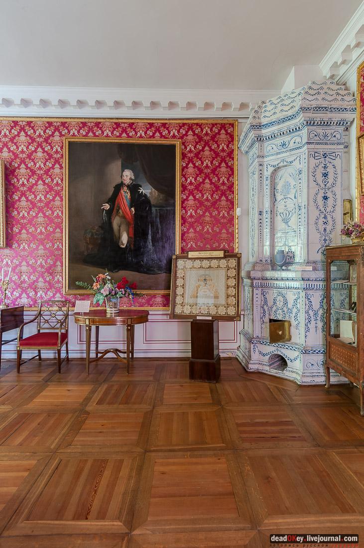 усадьба Кусково комната Жемчуговой