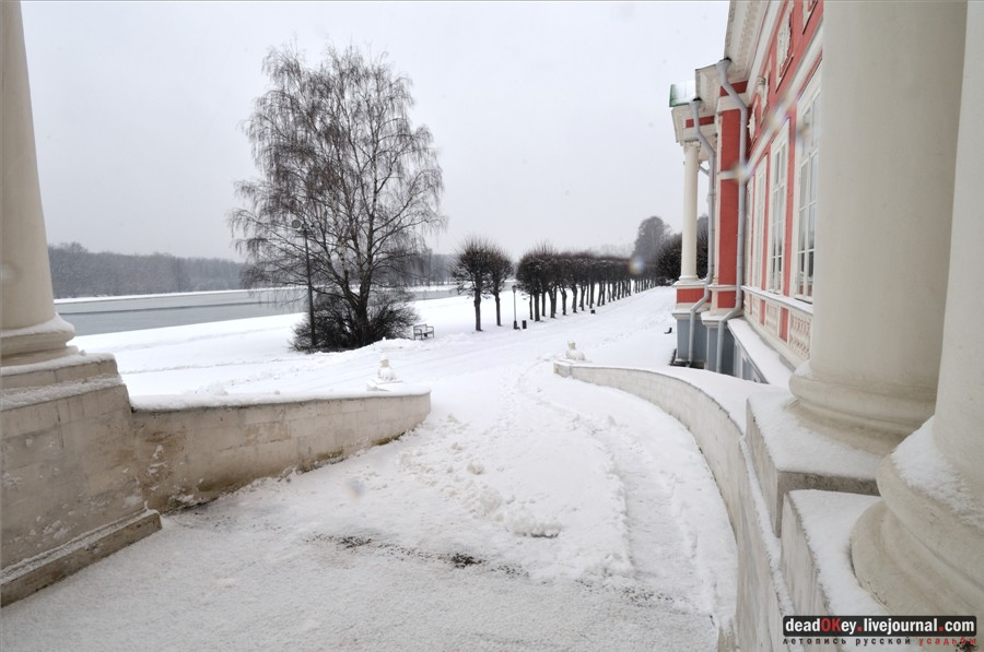 усадьба Кусково, интерьеры Дворца