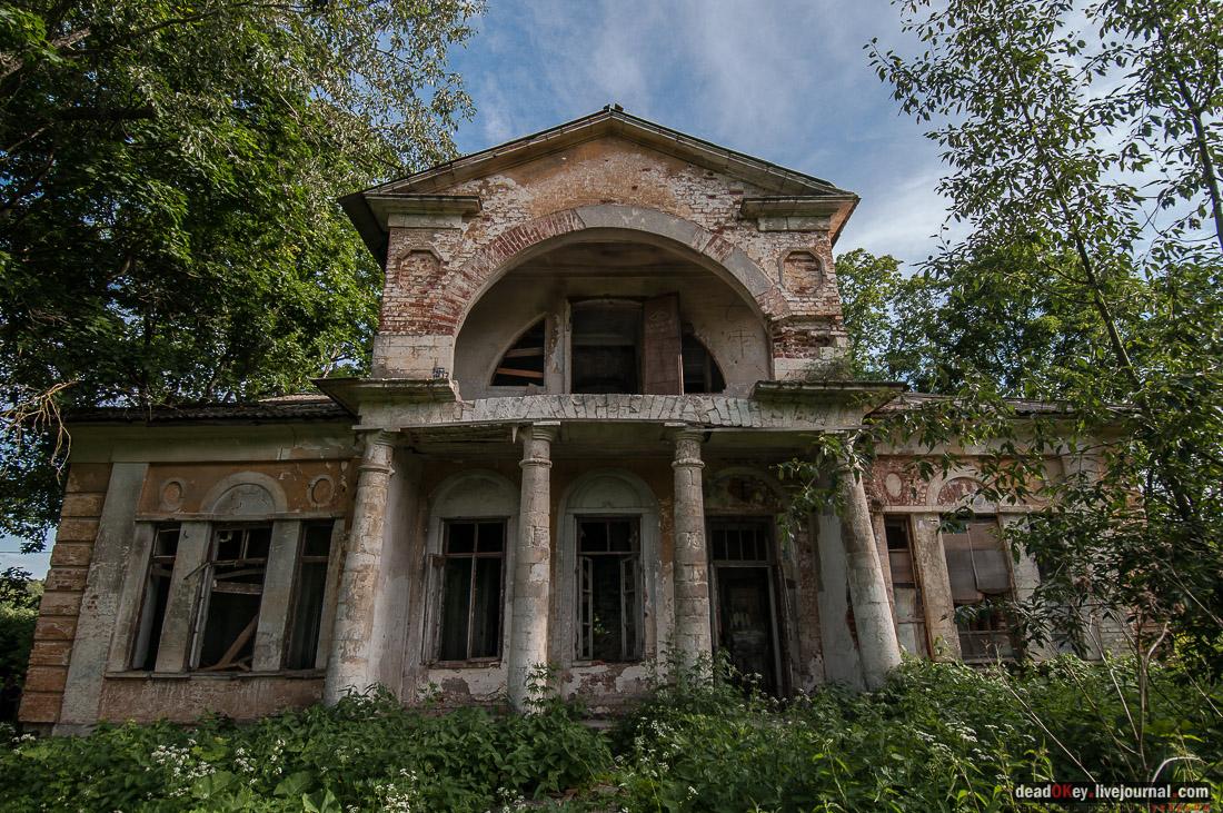 усадьба Ляхово сдана в аренду 15 сентября 2015 года