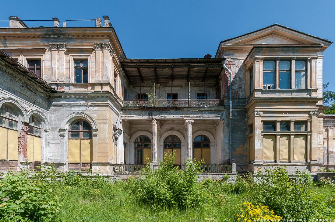 усадьба Михайловская дача