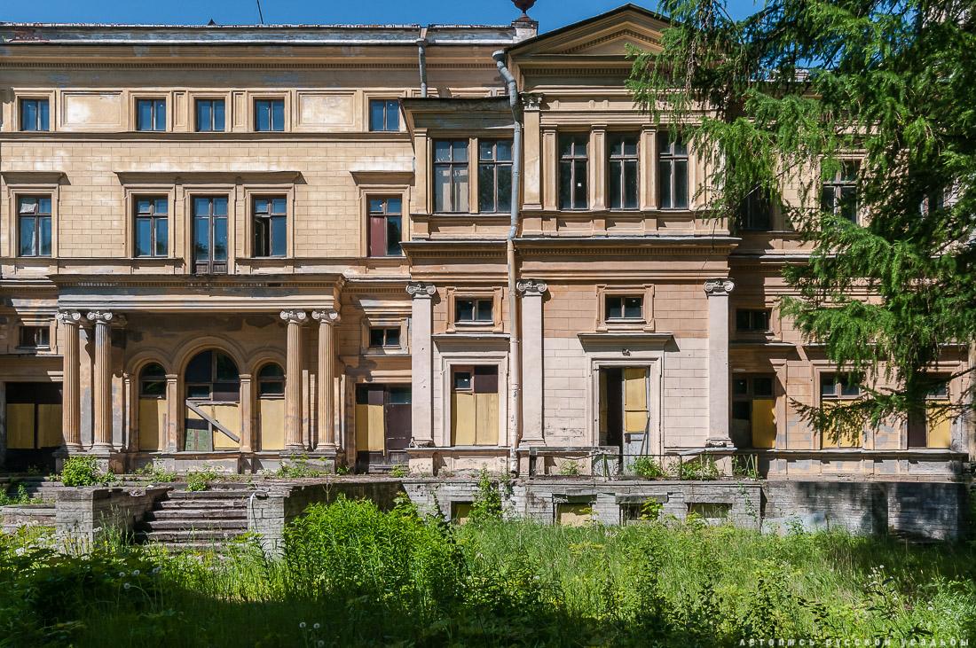 усадьба Михайловская дача, Петергофская дорога, Санкт-Петербург