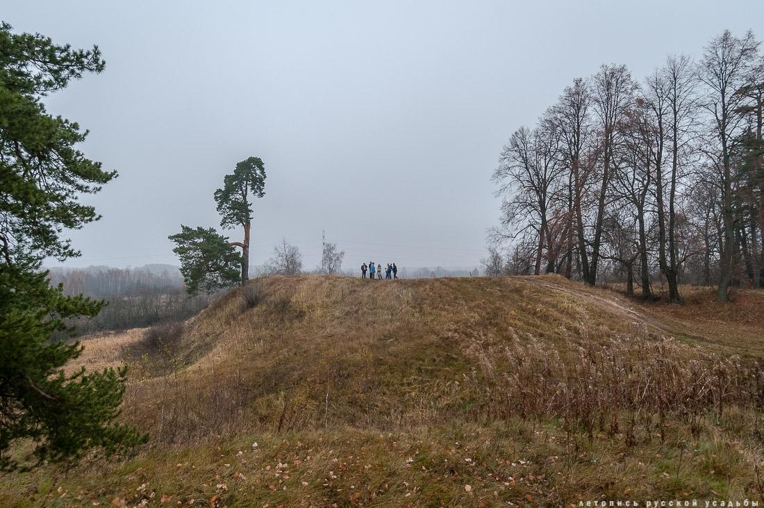 усадьба Могутово