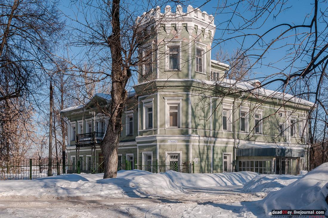 усадьба Мысово, рубль за метр