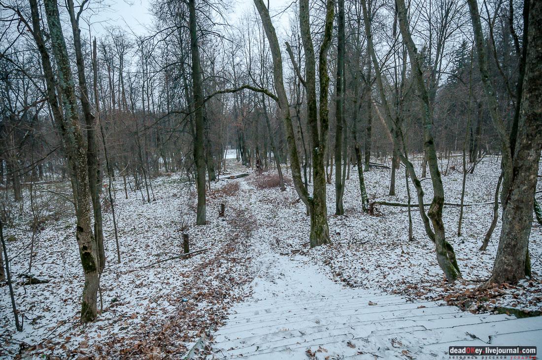 усадьба Никольское-Обольяниново