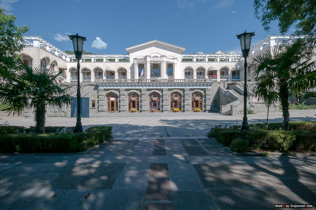 усадьба Ореанда (Нижняя Ореанда, Крым)
