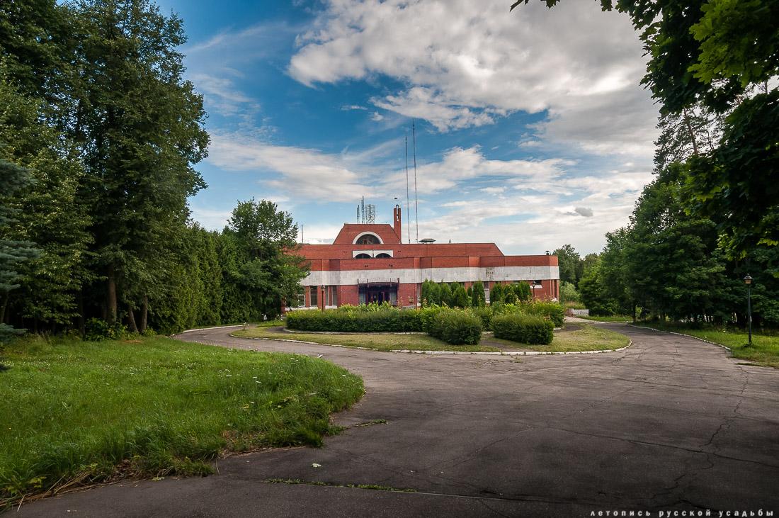 усадьба Отрада-Семеновское