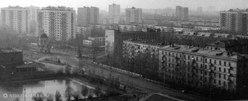 усадьба Перово