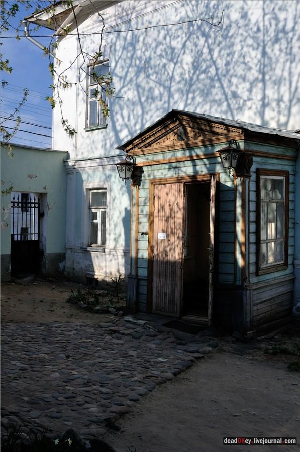 усадьба купца Первушина в г. Александров