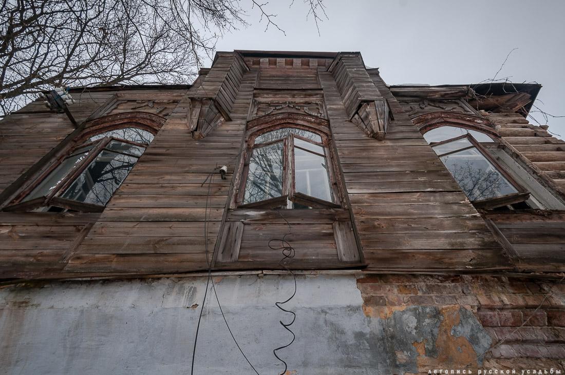 усадьба Пешково, Чеховский район