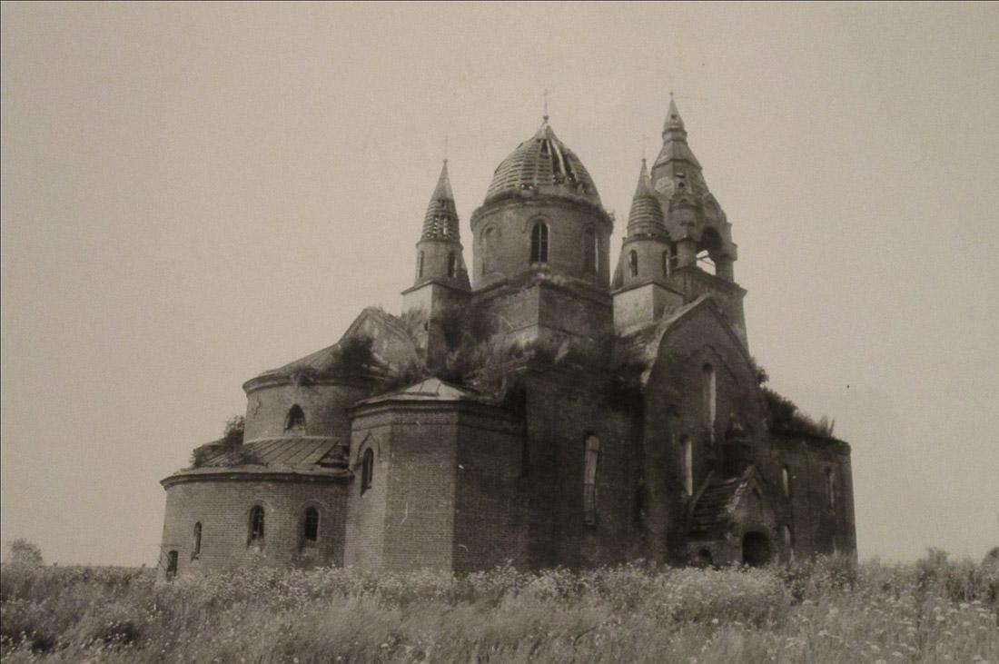 церковь Богородицы в селе Пет, Рязанская область, Пителинский район