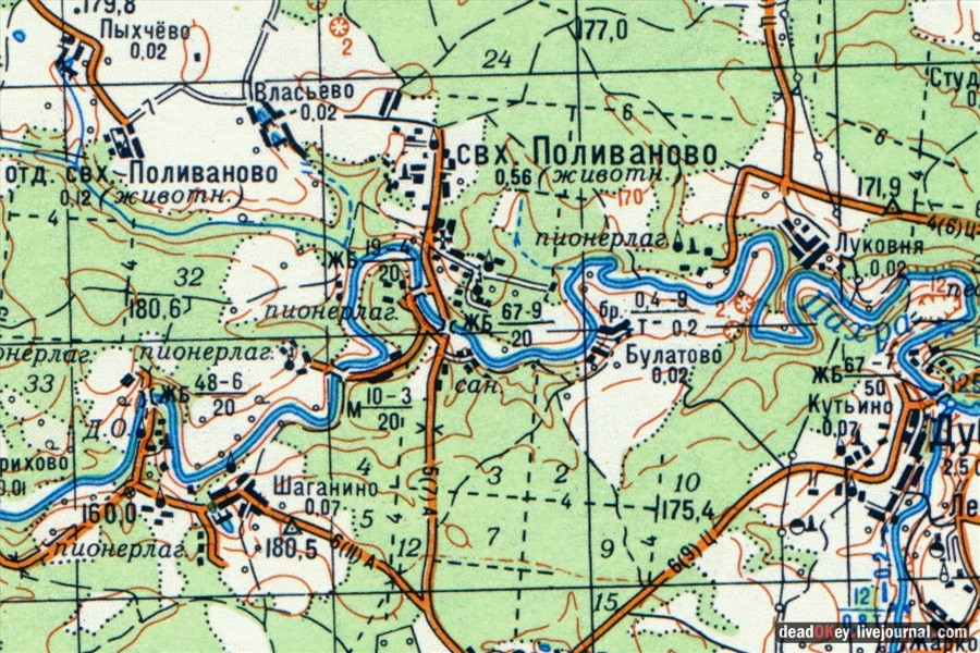 усадьба Поливаново