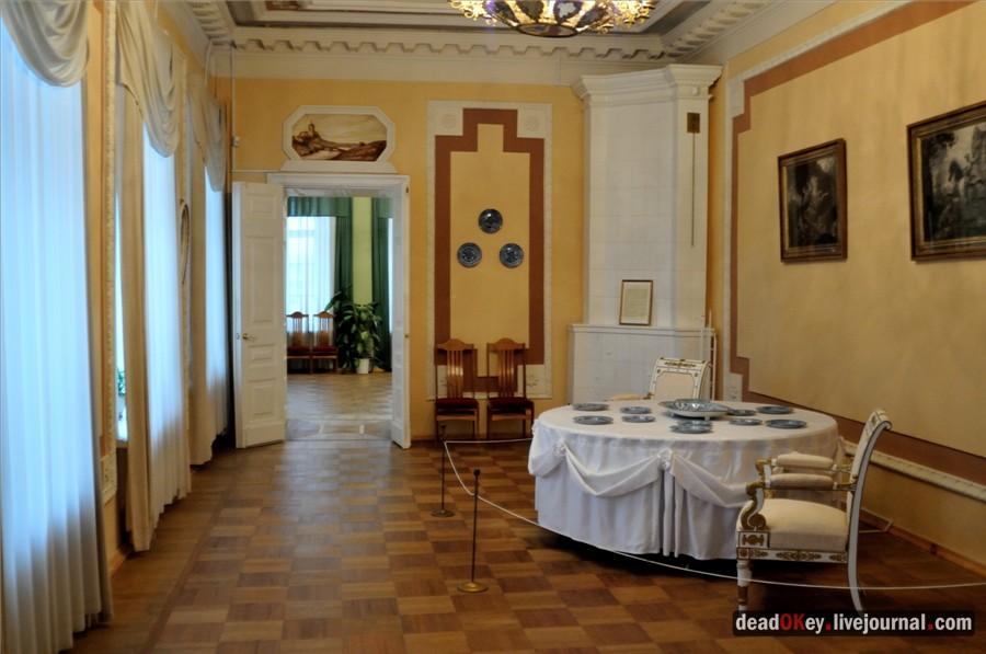 усадьба Полотняный Завод Гончаровых, музей