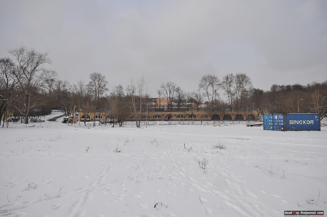 усадьба Разумовского на Гороховом поле (г. Москва, ул. Казакова, д.18)