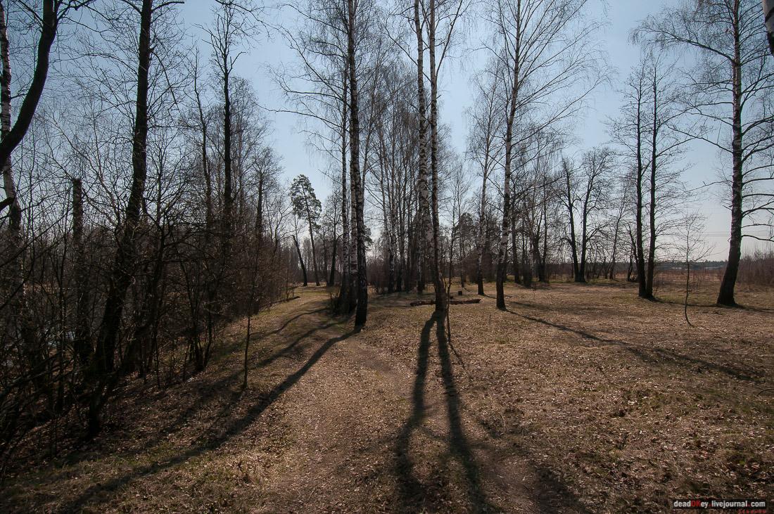 усадьба Савинское (исследование масонского парка)