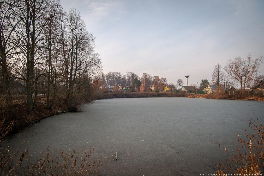 усадьба Синево, Истринский район