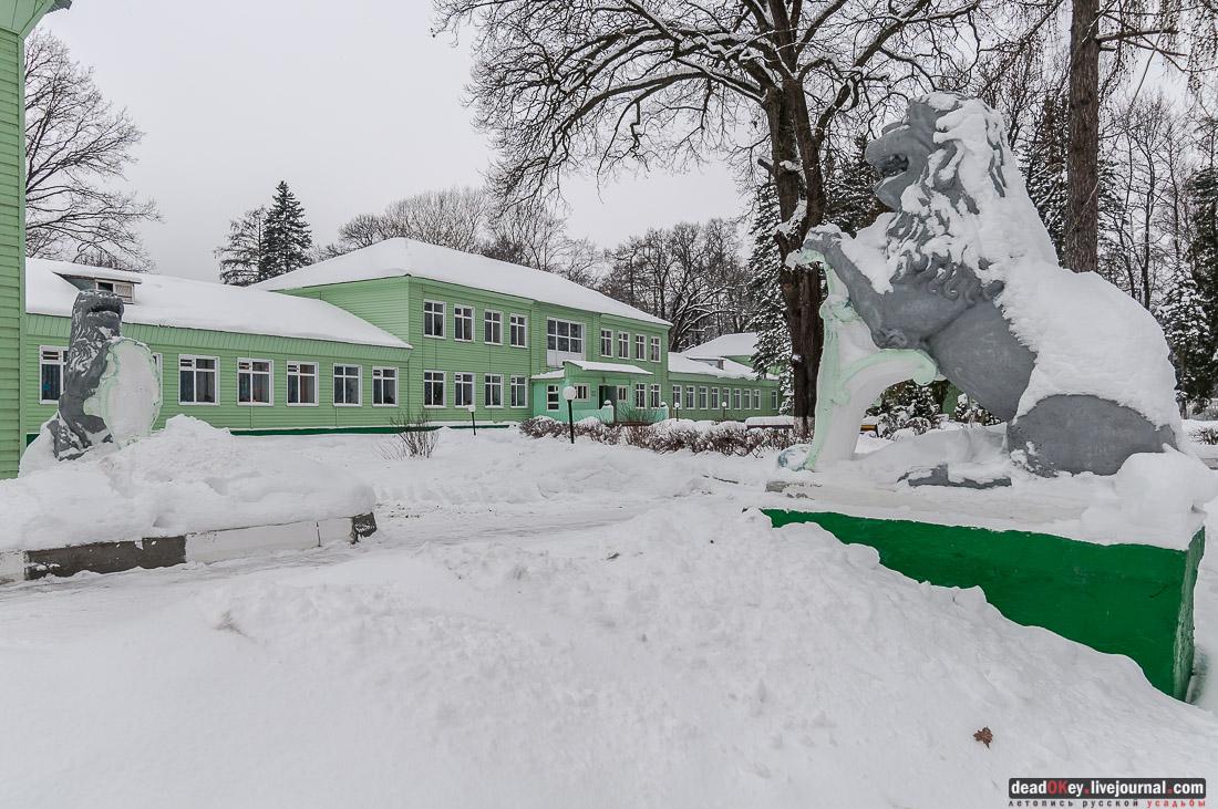 усадьба Васильевское-Скурыгино