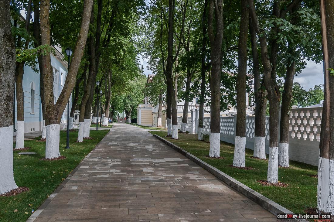 усадьба Старо-Никольское, музей Коммунистической партии Китая