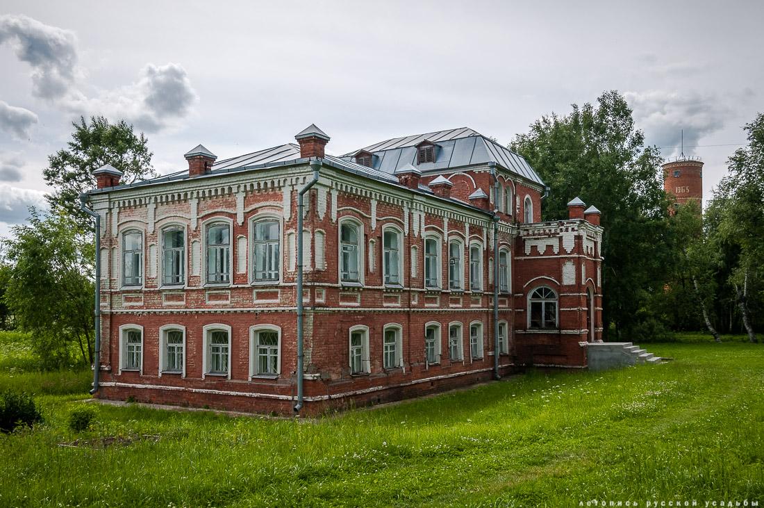 Талдом. Усадьба Клычкова