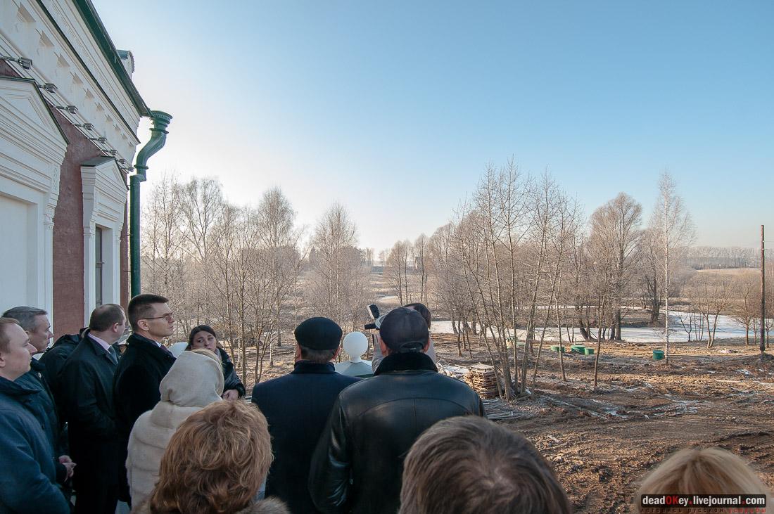 усадьба Аигиных Талицы, Пушкинский район, ASG, первая усадьба Подмосковья по проекту рубль за метр