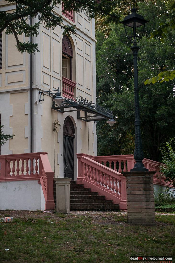 вилла Лоди Фе (villa Lodi Fe), Италия, Эмилия-Романья, Риччоне
