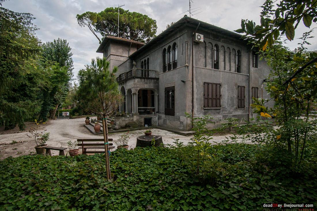 вилла Пулле (villa Pulle), Италия, Эмилия-Романья, Риччоне