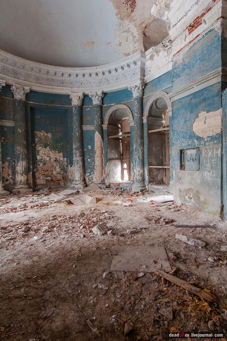 усадьба Ярополец Гончаровых, Казанская церковь