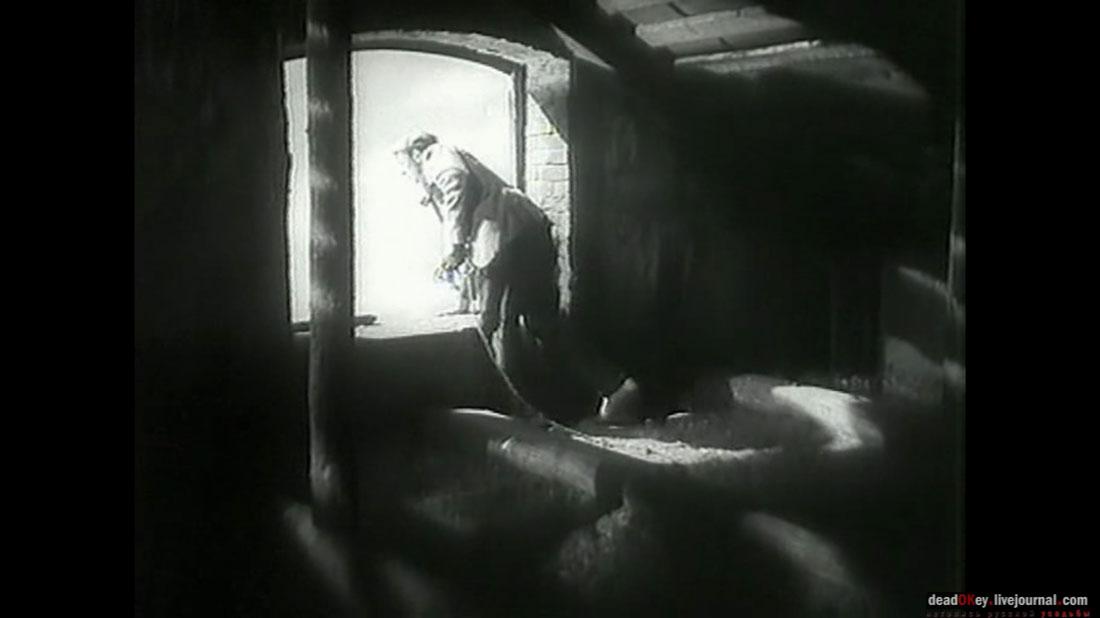 усадьба Ярополец Загряжских-Гончаровых и Ярополец Чернышевых в фильме На графских развалинах, Аркадий Гайдар, 1957 год