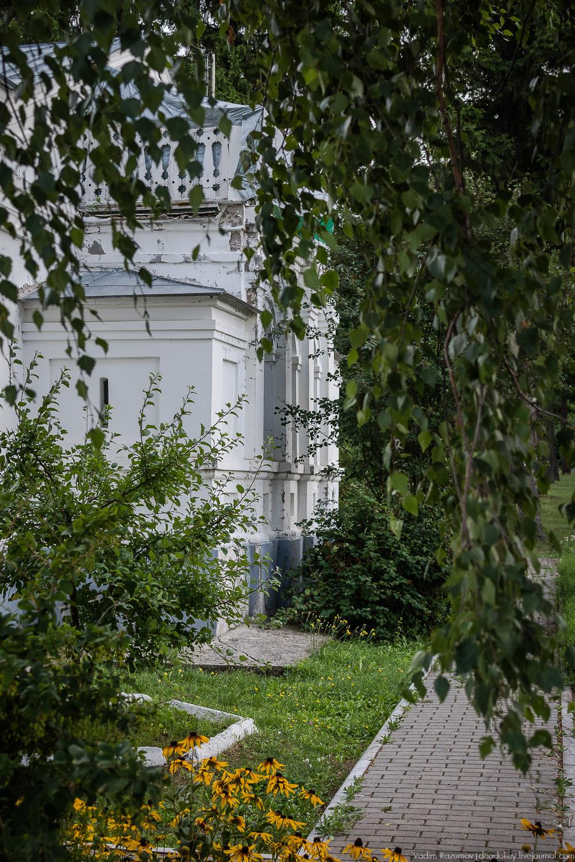 Гремячка, Рязанка, Урусово - тропа Семенова-Тян-Шанского