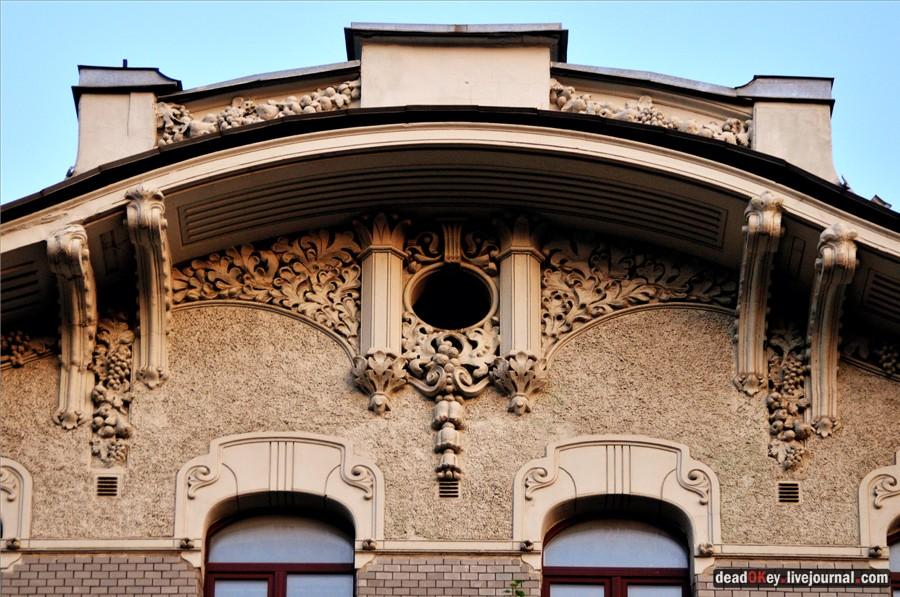 Доходный дом И.И. и Н.И. Болдыревых, 1908, архитектор Н.П. Евланов,Яузский бульвар, 13