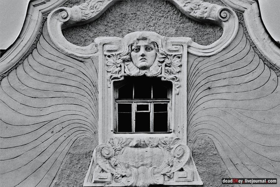 Доходный дом Персидского подданного Аджи-Мамеда Усейна-Аги Аминезара, Старая Басманная ул. 15, корп. 2, архитектор В.В. Шауб