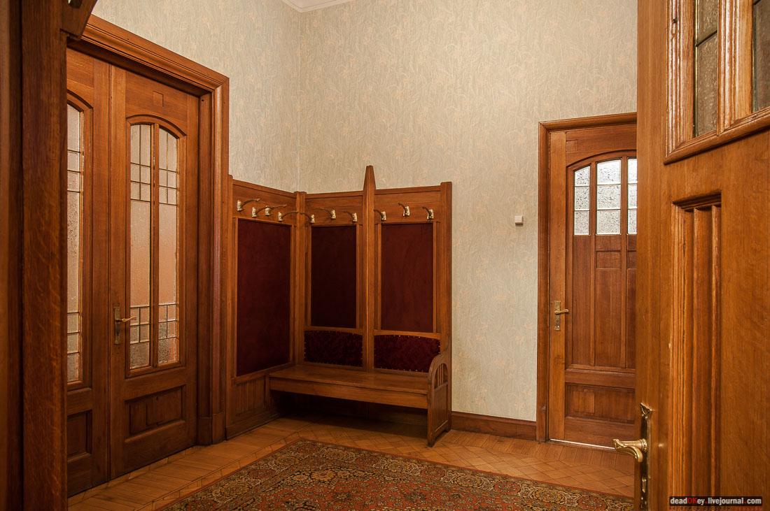 Особняк В.Д. Носова, 1903, архитектор Л. Н. Кекушев, Электрозаводская ул., 12