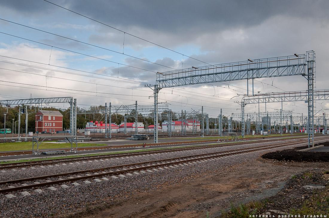 МКЖД. Возвращение истории. Станция АНДРОНОВКА