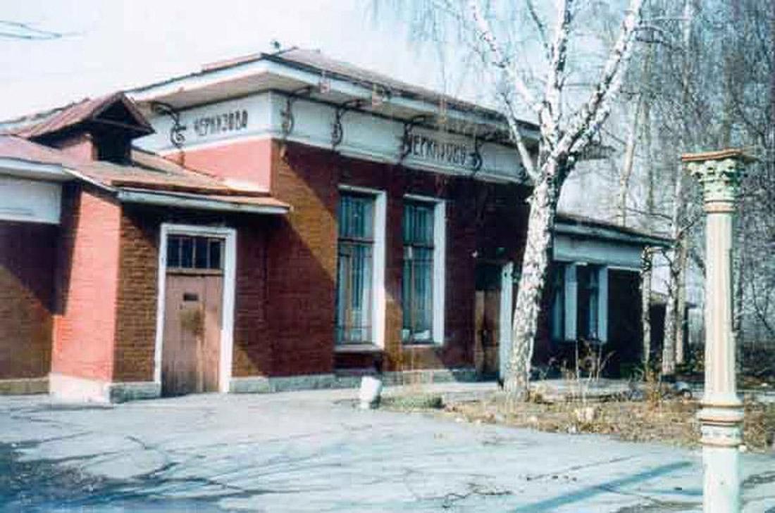 МКЖД. Черкизово. Возвращение истории