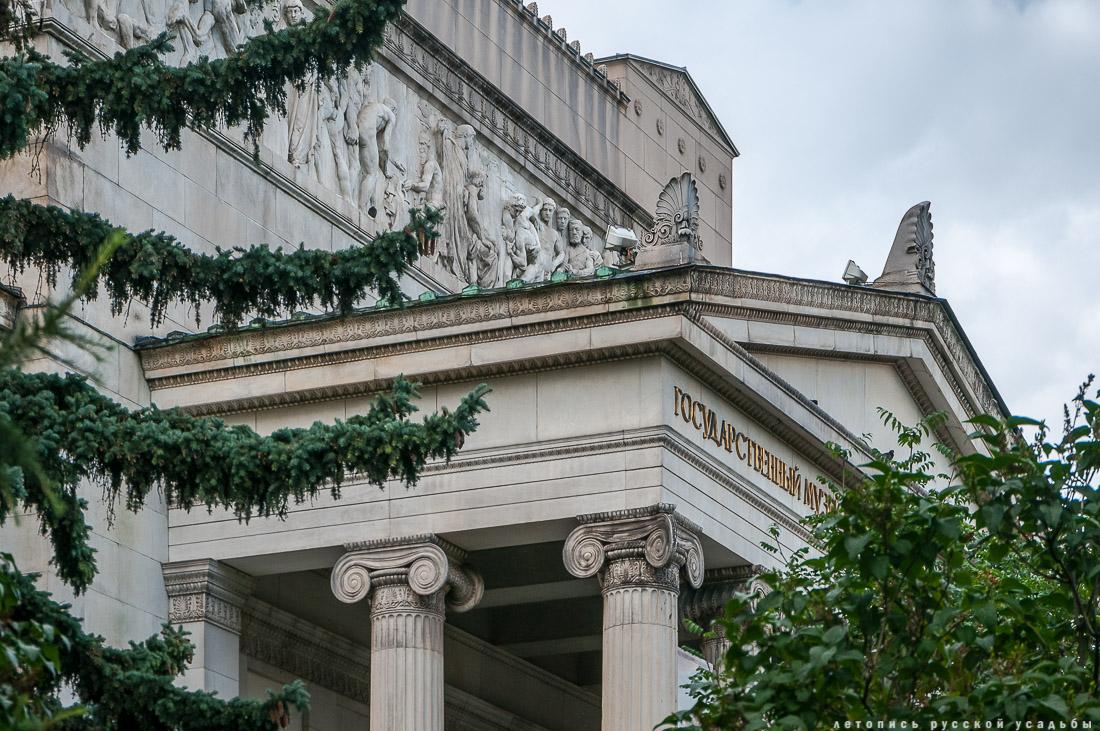 Новости недели. Летопись Русской Усадьбы