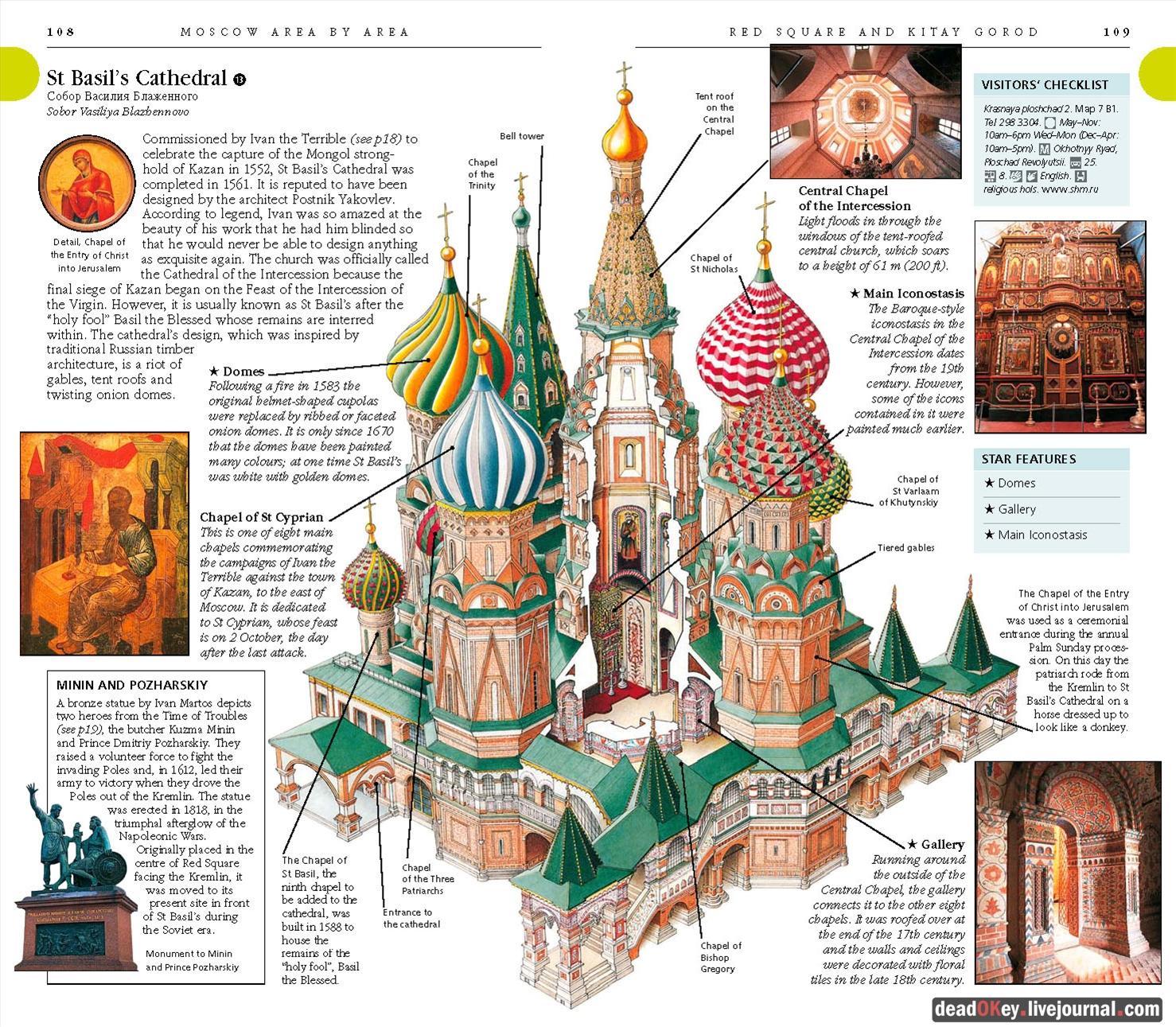Картинки схемы собора василия блаженного